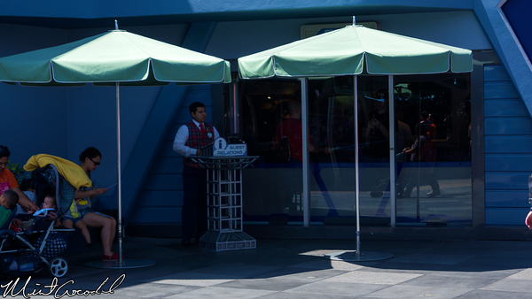 Disneyland Resort, Disneyland, Tomorrowland, Guest Relations, DAS