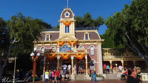 Disneyland Resort, Halloween Time, Pumpkins