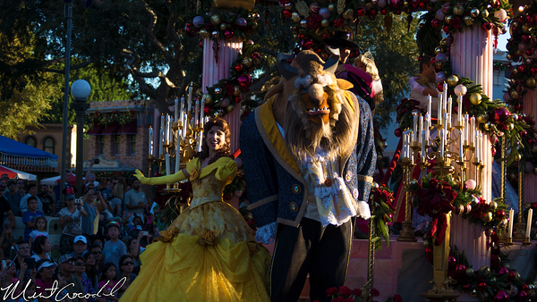 Disneyland Resort, Disneyland, A Christmas Fantasy Parade, Christmas Time, Christmas, 2014