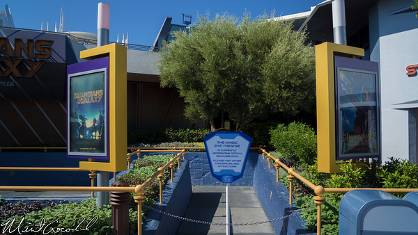 Disneyland Resort, Disneyland, Magic Eye Theater, Guardians of the Galaxy, Refurbishment, Refurb, Refurbish