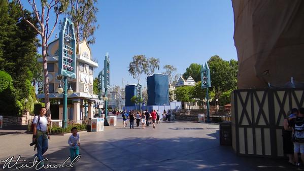 Disneyland, Omnibus