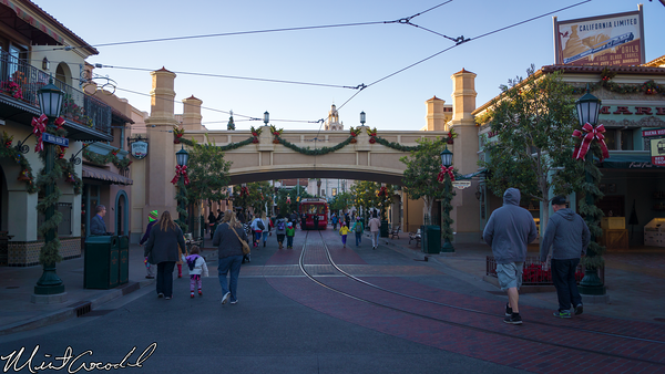 Disneyland Resort, Disney California Adventure, Frozen Fun, Frozen, Buena Vista Street