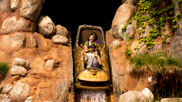 Disneyland Resort, Disneyland60, Disneyland, Splash, Mountain, Hot, Heat, Log, Drop