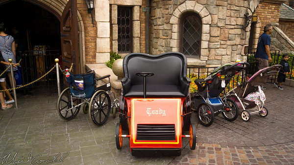 Disneyland Resort, Disneyland60, Disneyland, Mr., Toad, Wild, Ride, Stroller, Wheelchair