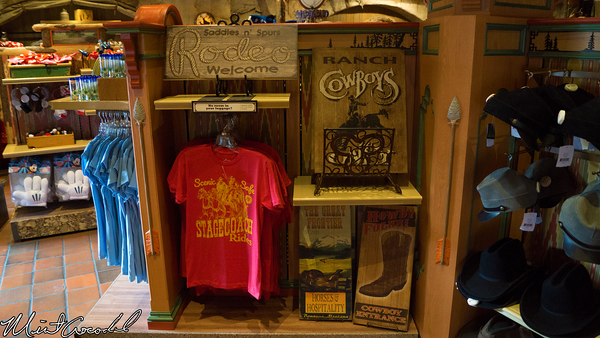 Disneyland Resort, Disneyland, Frontierland, Theme, Merchandise