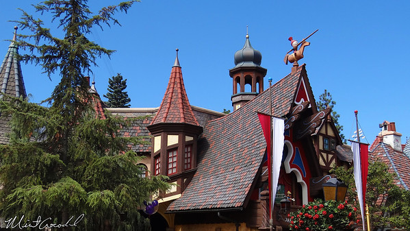 Disneyland, Fantasyland