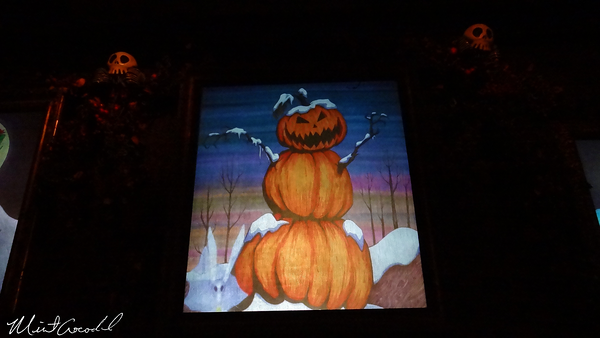 Disneyland Resort, Disneyland, Haunted Mansion, Nightmare Before Christmas Halloween Time, Haunted Mansion Holiday