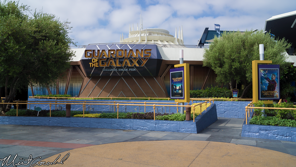 Disneyland Resort, Disneyland, Guardians of the Galaxy