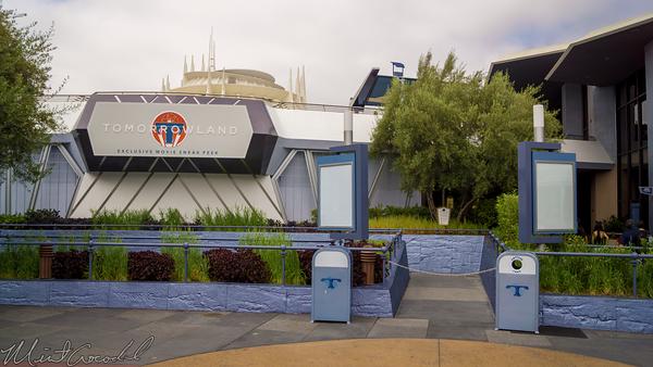 Disneyland Resort, Disneyland60, Disneyland, Tomorrowland, Magic, Eye, Theater