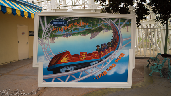 Disneyland Resort, Disneyland60, Disney California Adventure, Paradise, Pier, California, Screamin, Photo, Op