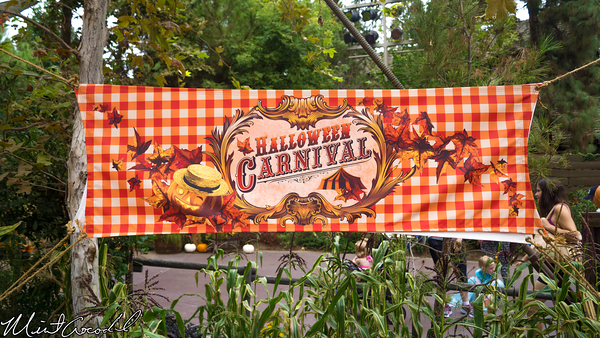 Disneyland Resort, Disneyland, Big Thunder Ranch, Halloween Carnival, Halloween Time