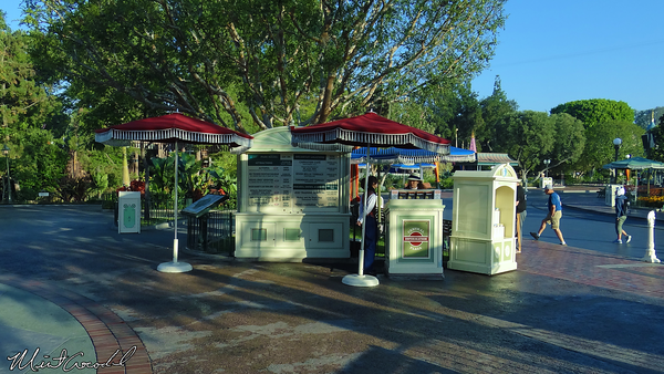 Disneyland Resort, Disneyland, Main Street U.S.A., Disability Access Service, DAS
