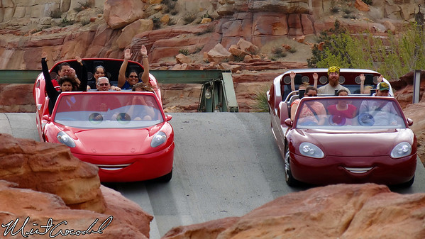 Disney California Adventure, Cars Land