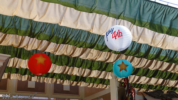 Disneyland Resort, Disneyland, Main Street U.S.A., Fourth of July, Meet and Greet