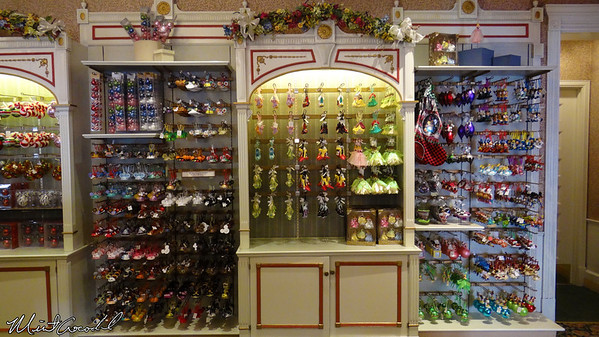 Disneyland Resort, Disneyland, Main Street U.S.A., China House, Christmas, Ornaments