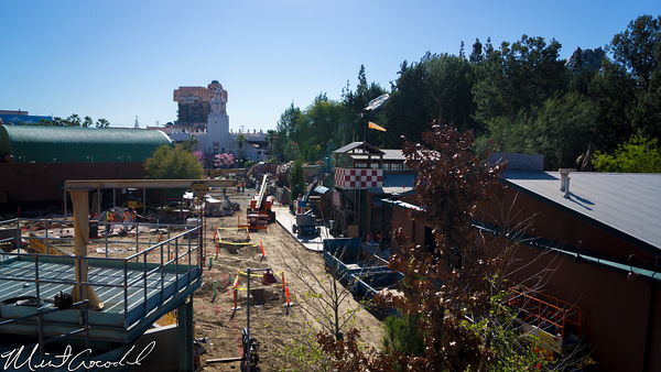Disneyland Resort, Disneyland, Disney California Adventure, Grizzly, Peak, Airfield, Condor, Flats, Refurbishment, Refurbish, Refurb