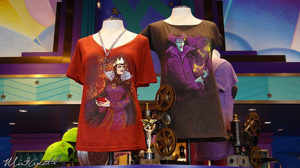 Evil Queen, Maleficent shirt