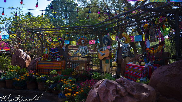 Disneyland Resort, Disneyland, Frontierland, Halloween Time