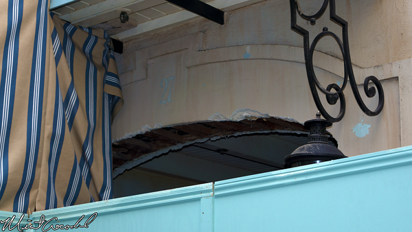 Disneyland Resort, Disneyland, Club 33, Refurbishment, Refurb