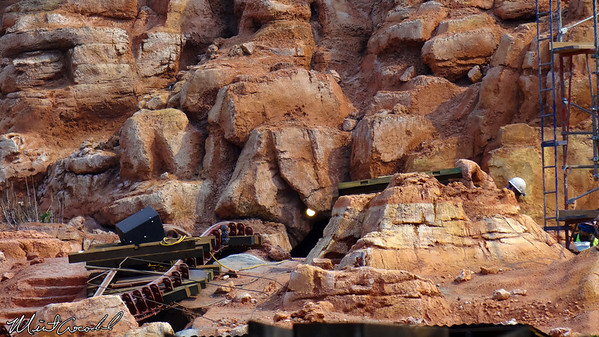 Disneyland Resort, Disneyland, Big Thunder Mountain Railroad, Refurbishment, Refurb
