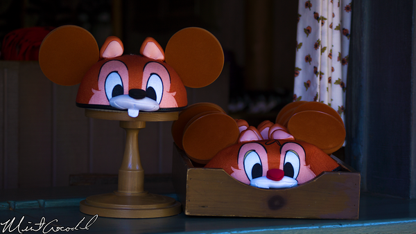 Disneyland Resort, Disneyland, Briar Patch, Mouse Ears, Mouse, Ears, Winnie, Pooh, Chip, Dale
