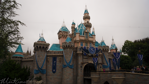 Disneyland Resort, Disneyland60, Disneyland, Sleeping, Beauty, Castle, Diamond, Bling, Shimmer, LED, Sparkle