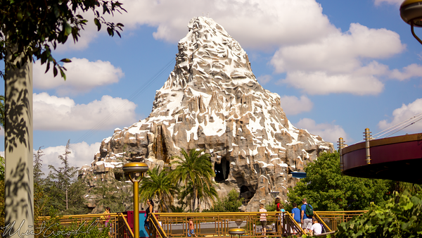 Disneyland Resort, Disneyland60, Disneyland, Tomorrowland, Matterhorn