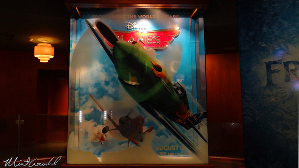 Disneyland Resort, Disney California Adventure, Animation Building, Planes