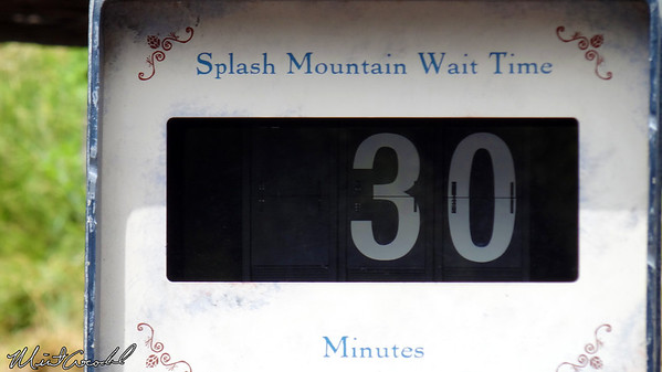 Disneyland Resort, Disneyland, Critter Country, Splash Mountain, Limited, Time, Magic