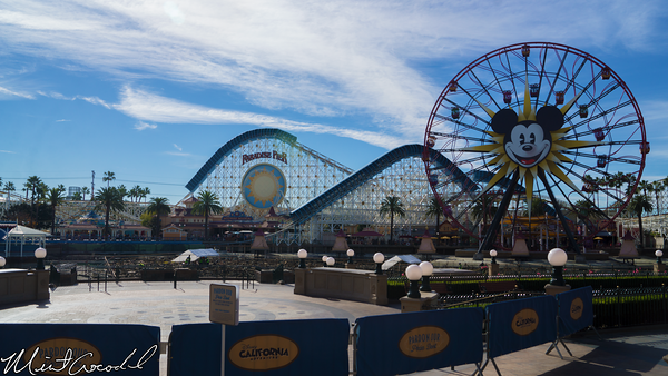Disneyland Resort, Disney California Adventure, Paradise Pier, World of Color, Refurbishment, Refurbish, Refurb