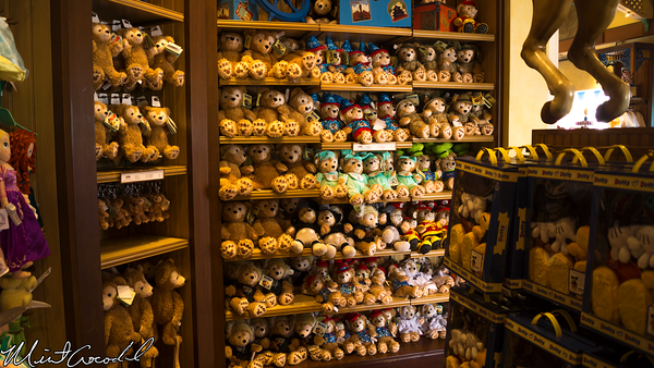Disneyland Resort, Disney California Adventure, Paradise Pier, Treasures in Paradise, Duffy, Disney, Bear