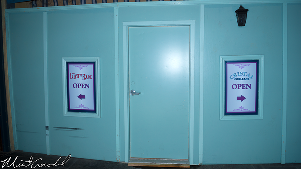 Disneyland Resort, Disneyland, Club 33, New Orleans Square, Refurbishment, Refurb