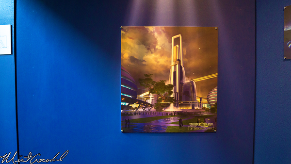 Disneyland Resort, Disneyland, Tomorrowland, Movie, Starcade, New, York, 1964, 1965, World, Fair, Prop, Concept, Art, Illustration, Walt, Disney