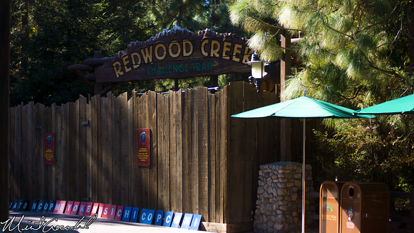 Disneyland Resort, Disney California Adventure, Redwood Creek Challenge Trail, Refurbishment, Refurbish, Refurb, 2015