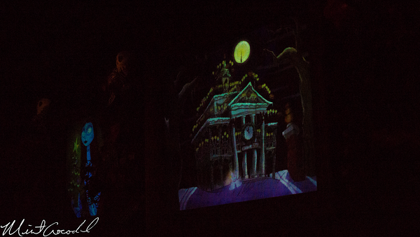 Disneyland Resort, Disneyland, New Orleans Square, Haunted Mansion, Haunted Mansion Holiday, Halloween Time
