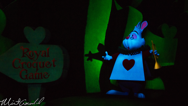 Disneyland Resort, Disneyland Resort, Disneyland, Alice in Wonderland