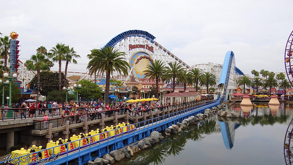 Disneyland Resort, Disney California Adventure, Paradise Pier, California Screamin', Limited, Time, Magic