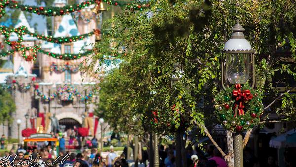 Disneyland Resort, Disneyland, Main Street U.S.A., Christmas, Christmas Time