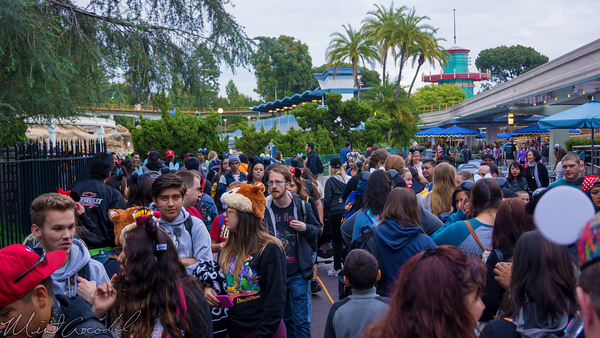 Disneyland Resort, Disneyland60, 60, Anniversary, 24, Hour, Party, Celebration, Kick, Off, Disneyland, Matterhorn