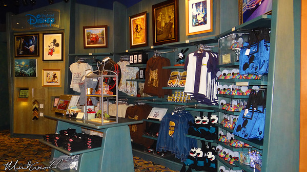 Disneyland Resort, Disney California Adventure, Animation Building, Merchandise