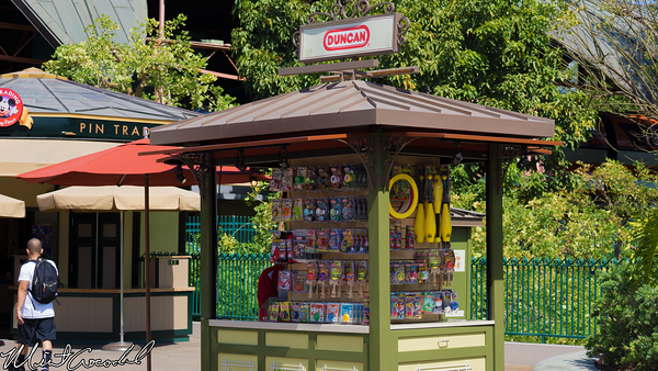 Disneyland Resort, Downtown Disney, Duncan, Yo-Yo