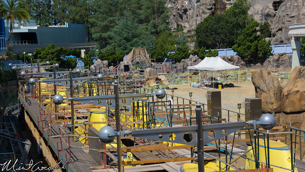Disneyland Resort, Disneyland, Finding Nemo Submarine Voyage, Refurbish, Refurbishment, Refurb