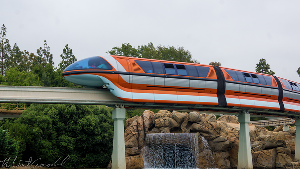 Disneyland Resort, Disneyland60, Disneyland, Tomorrowland, Monorail