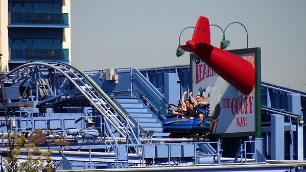 Disneyland Resort, Disney California Adventure, Goofy's Sky School