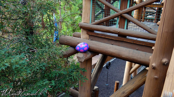 Disney California Adventure, Easter, Egg Hunt, Redwood Creek Challenge Trail, Limited Time Magic
