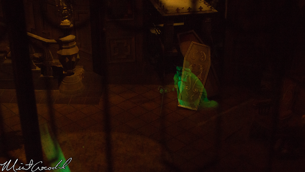 Disneyland Resort, Disneyland, New Orleans Square, Haunted Mansion