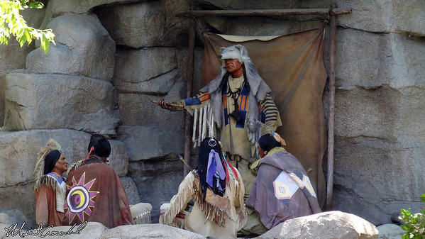 Disneyland Resort, Disneyland, Indians