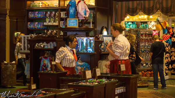 Disneyland Resort, Disneyland, Main Street U.S.A., Emporium, Cast, Member, New, Costume
