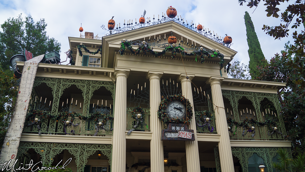 Disneyland Resort, Disneyland, New Orleans Square, Haunted Mansion, Holiday