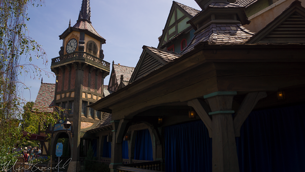 Disneyland Resort, Disneyland, Fantasyland, Peter, Pan, Flight, Refurbishment, Refurbish, Refurb